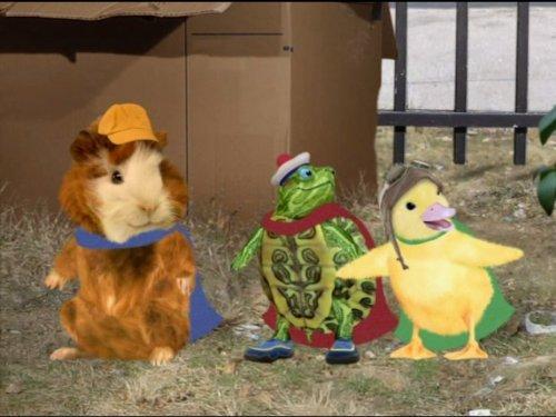 """Wonder Pets!"" Save The Elephant! (TV Episode 2006)"