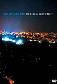 Dave Matthews Band: The Central Park Concert Poster