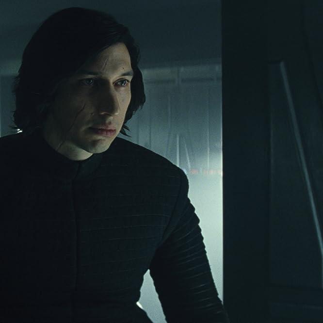 Adam Driver in Star Wars: The Last Jedi (2017)