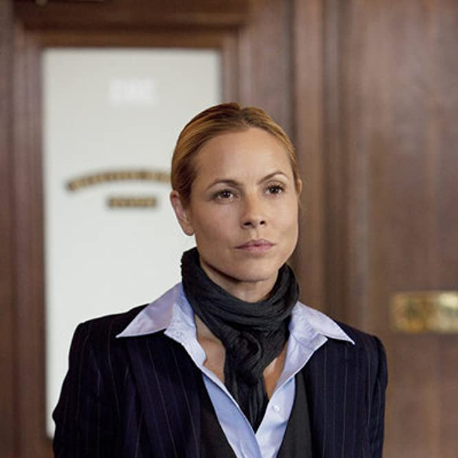 Maria Bello in Prime Suspect (2011)