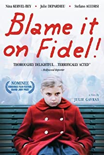 Blame it on Fidel movie
