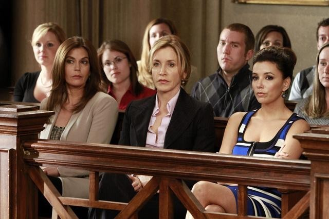 Desperate Housewives: Give Me the Blame | Season 8 | Episode 22