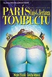 París Tombuctú Poster