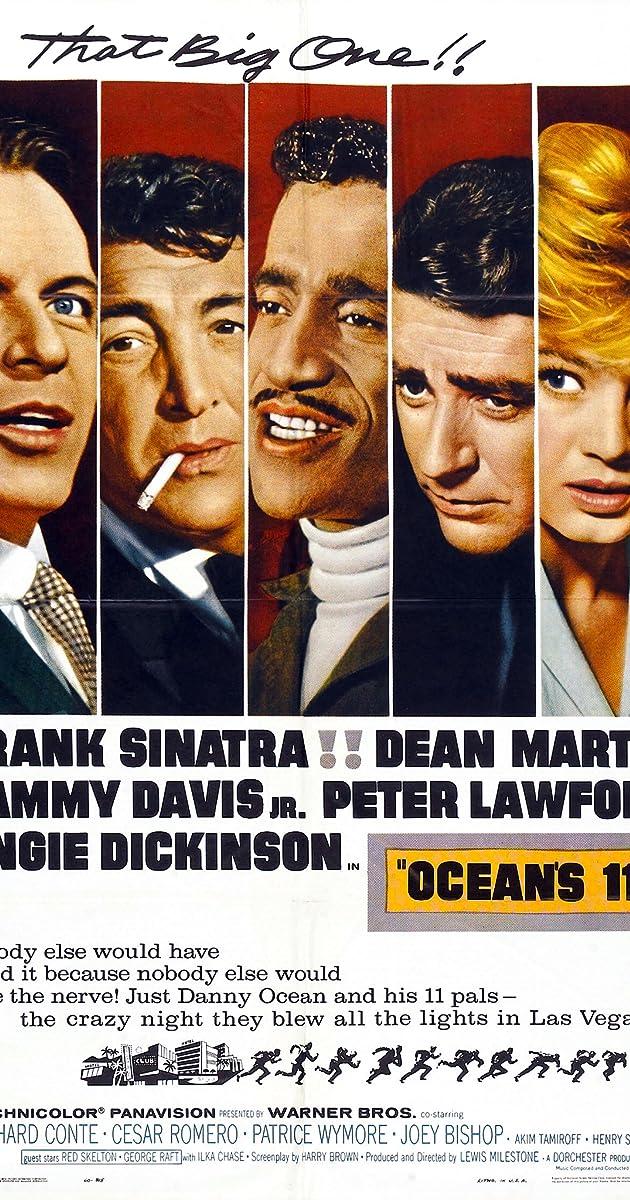 Ocean\'s 11 (1960) - IMDb