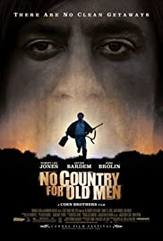 No Country for Old Men Poster