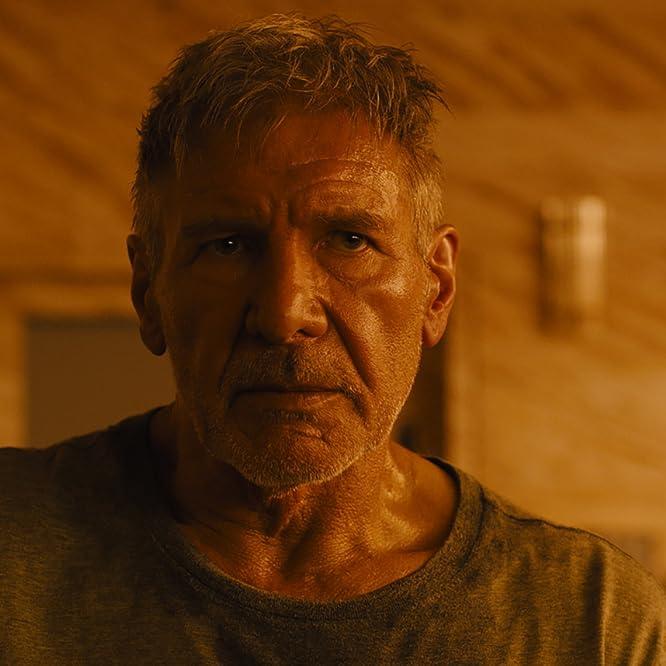 Harrison Ford in Blade Runner 2049 (2017)