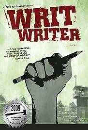 Writ Writer Poster