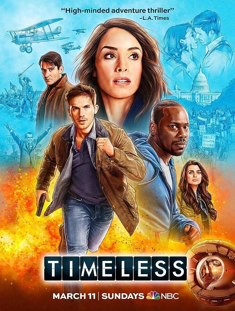 Download Timeless – 2ª Temporada MP4 Dublado