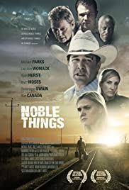 Noble Things Poster