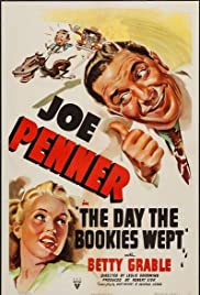The Day the Bookies Wept Poster