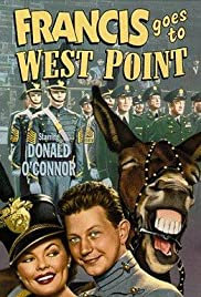 Francis Goes to West Point(1952) Poster - Movie Forum, Cast, Reviews