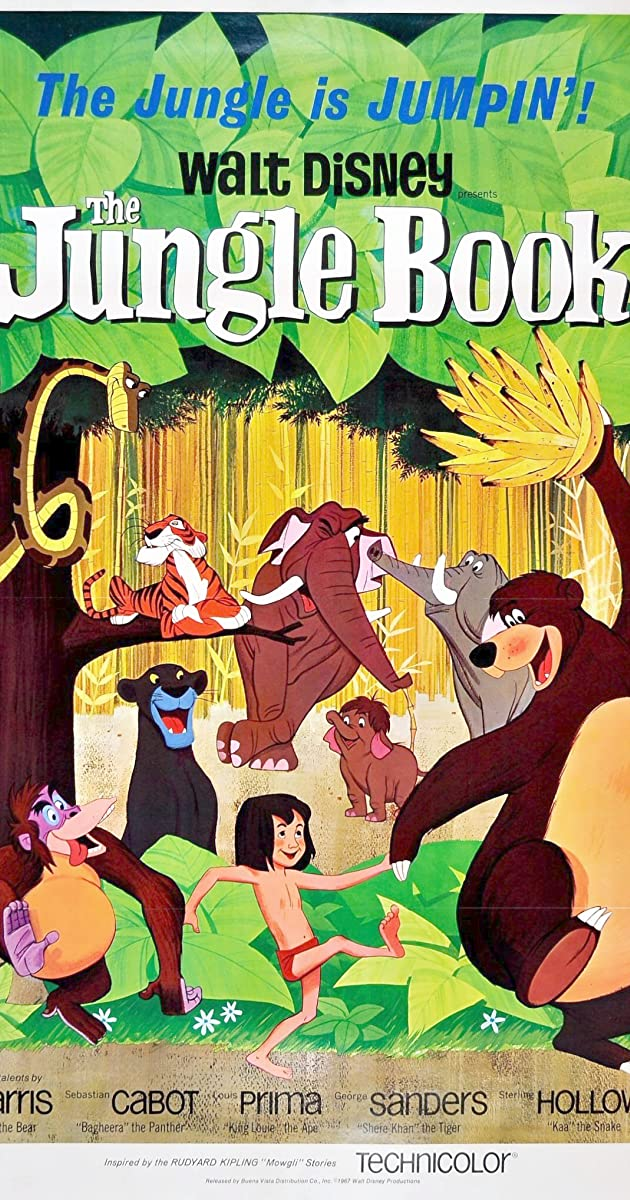The jungle book summary pdf