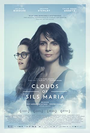 Clouds of Sils Maria Pelicula Poster