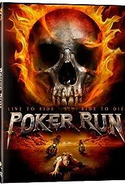 Poker Run Poster