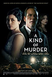A Kind of Murder(2016) Poster - Movie Forum, Cast, Reviews