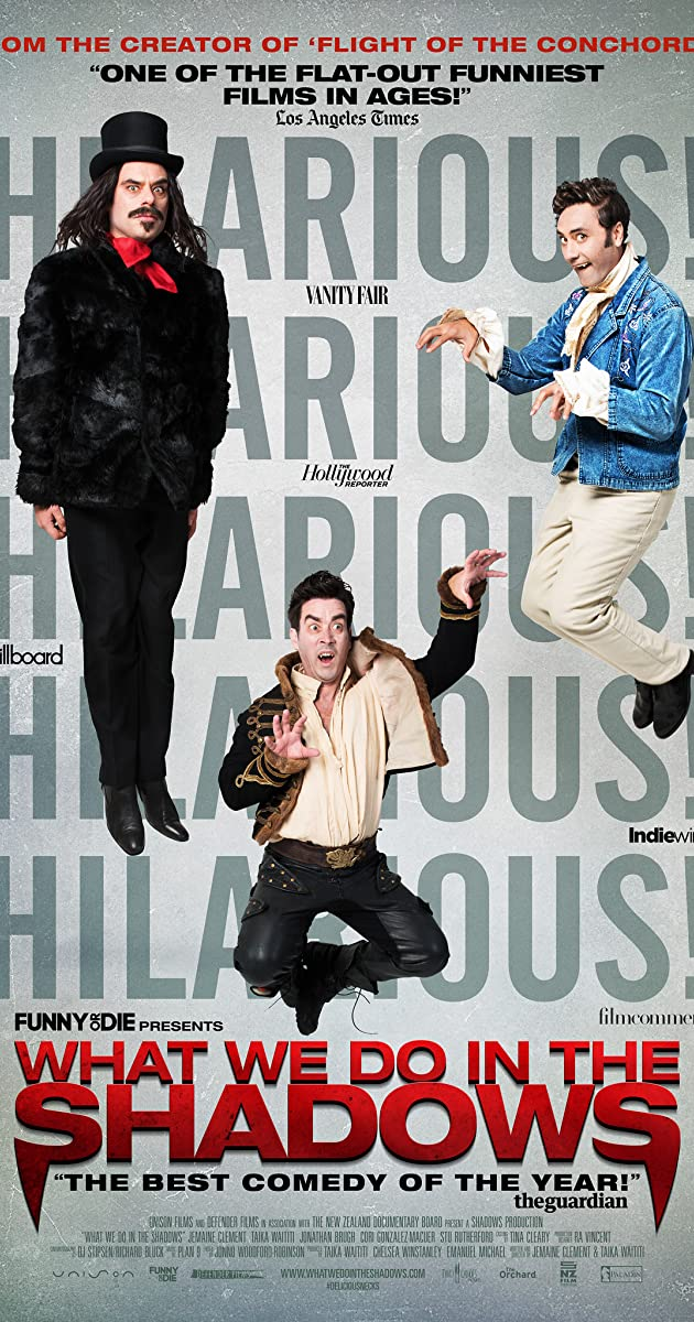 What We Do in the Shadows (2014) - IMDb