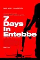 7 Days in Entebbe Poster