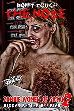 Female Zombie Riot Pelicula Poster