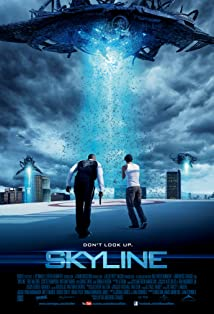 Have you watched Skyline and HP7 ?