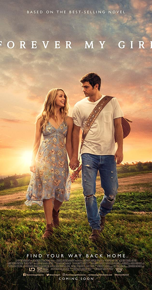 Amžinai mano / Forever My Girl (2018) online