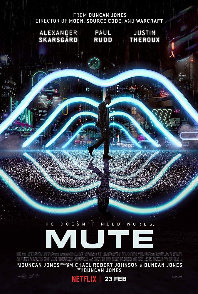 فيلم Mute 2018 مترجم