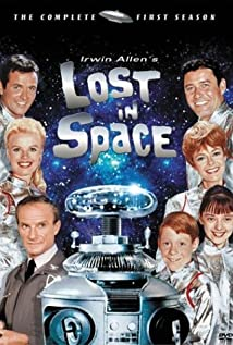 lost in space serie stream