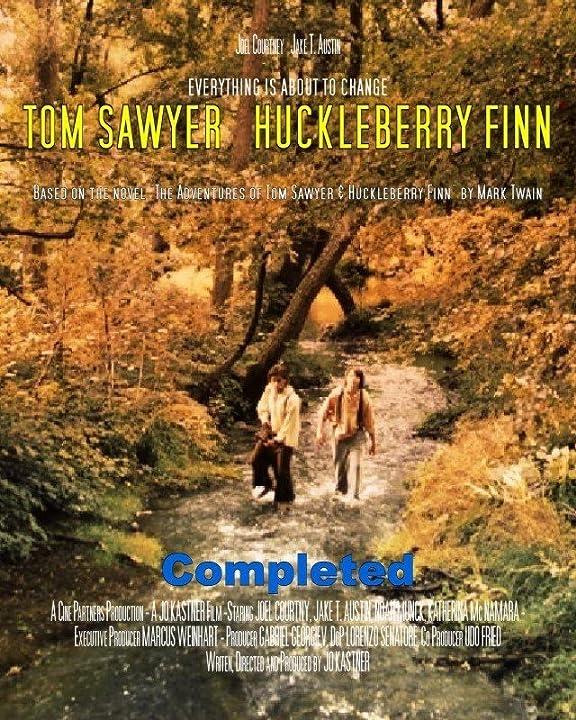 Tom Sawyer Und Huckleberry Finn 2014