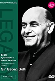 Elgar: Fantasy of a Composer on a Bicycle Poster