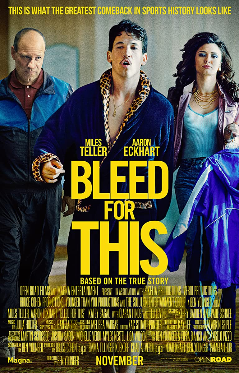 Bleed for This online