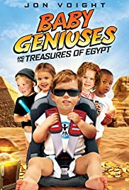 Baby Geniuses and the Treasures of Egypt(2014) Poster - Movie Forum, Cast, Reviews