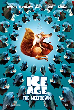 Ice Age: The Meltdown Pelicula Poster