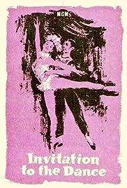 Invitation to the dance 1956 imdb invitation to the dance poster stopboris Image collections