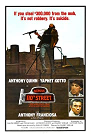 Across 110th Street Poster