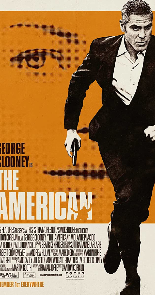 The American  2010