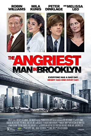 The Angriest Man In Brooklyn full movie streaming