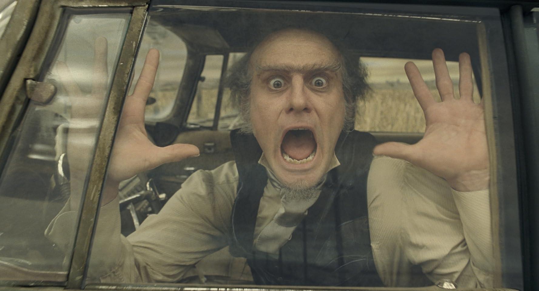 Jim Carrey in A Series of Unfortunate Events (2004)