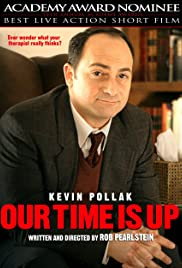 Our Time Is Up Poster