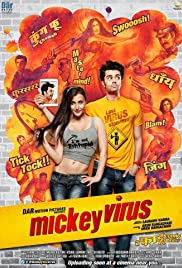 Mickey Virus (2013) Poster - Movie Forum, Cast, Reviews