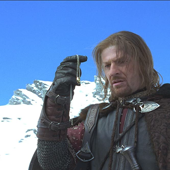 Sean Bean in The Lord of the Rings: The Fellowship of the Ring (2001)