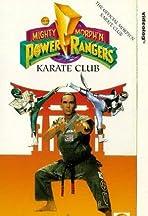 Mighty Morphin Power Rangers Karate Club Level 1