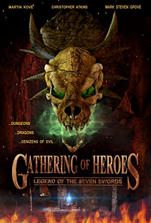 دانلود فیلم Gathering of Heroes: Legend of the Seven Swords