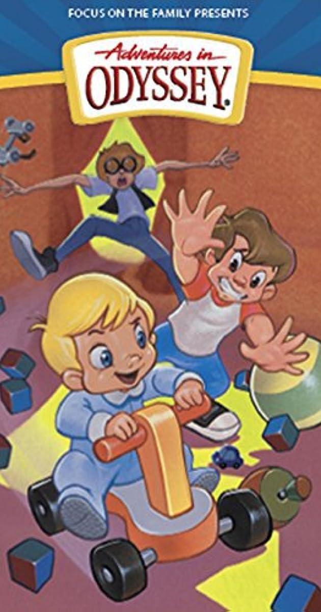 Adventures In Odyssey Baby Daze Video 1998 Release