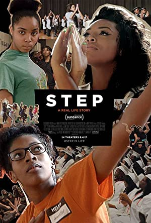 Step Poster