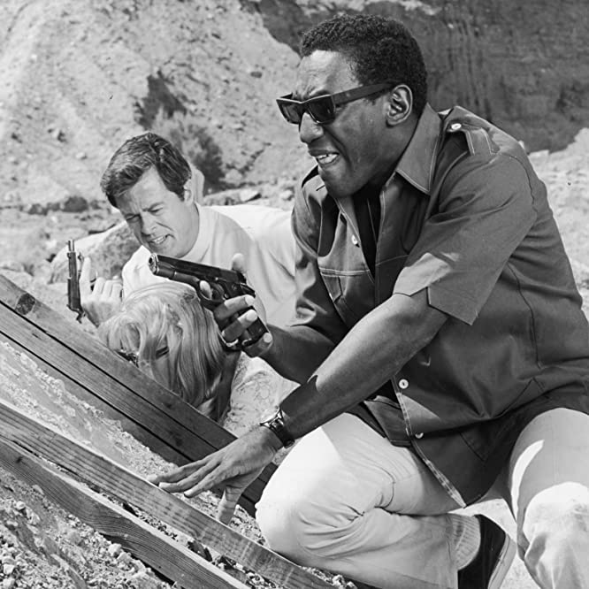 Bill Cosby and Robert Culp in I Spy (2002)