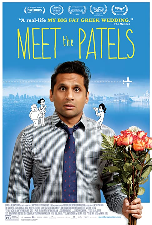 metacritic meet the patels