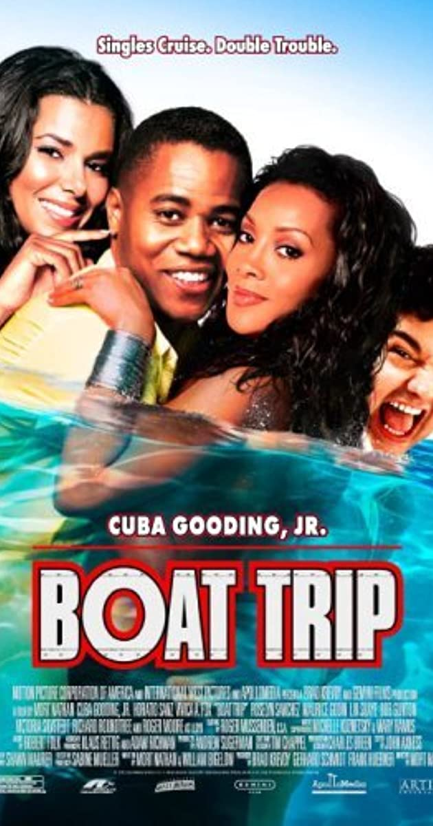 nude boat trip movie