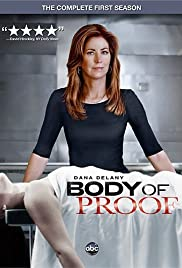 Body of Proof Poster