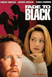 Fade to Black (1993) Poster - Movie Forum, Cast, Reviews