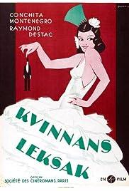 La femme et le pantin Poster