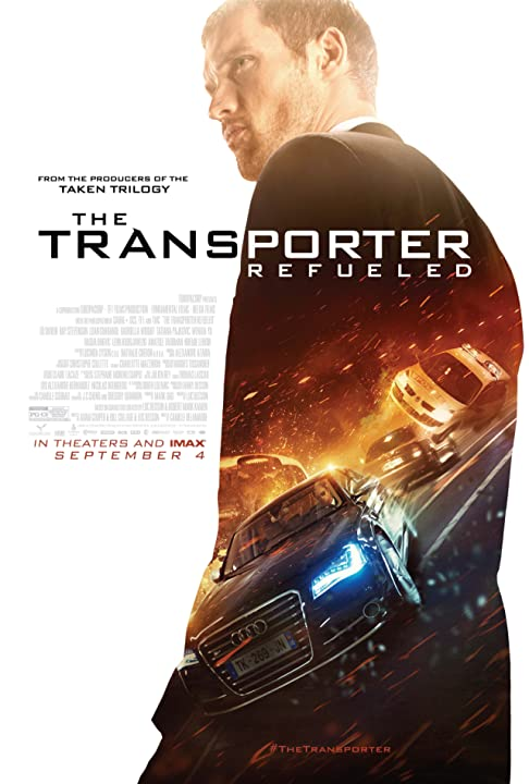 Ed Skrein in The Transporter Refueled (2015)